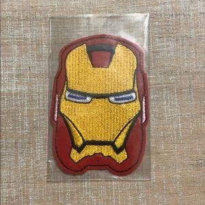 Iron man patch